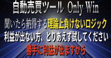 Du-R  理論上負けない【onlywin自動売買FX】