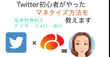 初心者でもマネタイズできるTwitterの使い方を徹底解説!